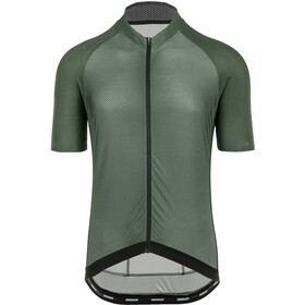 Bioracer Sprinter SS Jersey Cold Black Light Men, olive